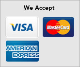 Balboa Direct Accepts these major credit cards