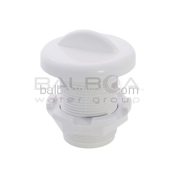 "Balboa 1"" Air Control White (10-2100WHT)"