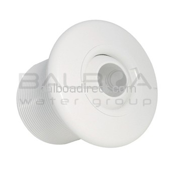 Balboa Ext Std Fitt Less Nut White (10-3600WHT)
