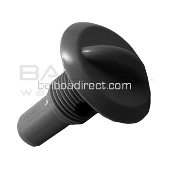 "Balboa 1/2"" Air Stem Assembly Black (50-2208BLK)"
