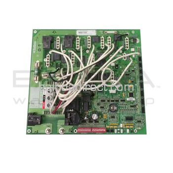 Balboa Generic Spa Circuit Board - EL8000 Mach 3  Base (53858-04)