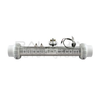 "Balboa 15"" 5.5 kW Spa Heater Assembly With Sensor and Pressure Switch SW Value and LE System (58019)"