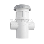 Balboa White Goods Hydroflow 3Way Valve (11-4040GRY)