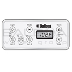 Balboa Spa Overlay Panel Balboa 3Jets/Ml551 W (11899)