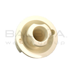 Balboa Direct Clearance Item - Balboa Eyeball Assembly Pro Jet 100% Shutoff (Biscuit) (2110115131)