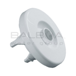 Balboa Bath Escutcheon-One Pc Budget (23345-WH)