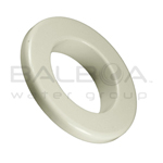 Balboa Bath Flat Tr Plstc Escutcheon Fits Over 25 (25430-BO)