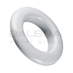 Balboa Bath Escutcheon-Rounded Fits 25010 (25460-WH)