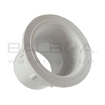 Balboa Spa Straight Nut Pvc White (30-6104WHT)