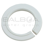 Balboa Spa VSr Eyeball Retainer Wht (36-5721WHT)