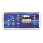 Balboa Generic Spa Panel VL701S/Serial Standard Digital Panel (1 Pump, Blower, Lite) (51057-01)