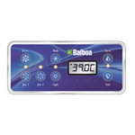 Balboa Generic Spa Panel VL701S/Serial Standard Digital Panel (2 Pump, Blower, Lite) (53189-01)