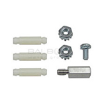 Balboa Spa Kit Screw/Standoff Plastic Box (53933)